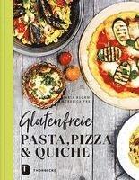 bokomslag Glutenfreie Pasta, Pizza & Quiche