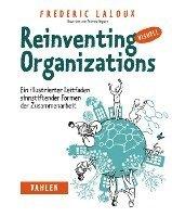 bokomslag Reinventing Organizations visuell