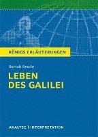 bokomslag Leben des Galilei. Textanalyse und Interpretation