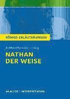 bokomslag Nathan der Weise. Textanalyse und Interpretation