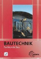 bokomslag Bautechnik Fachkunde Bau