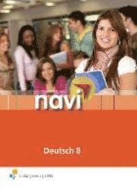 bokomslag navi Deutsch 8. Schülerbuch