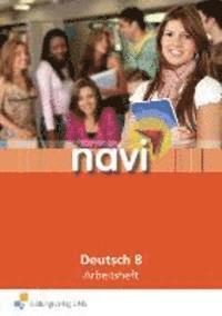 bokomslag navi Deutsch 8. Arbeitsheft