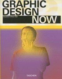 bokomslag Graphic Design Now