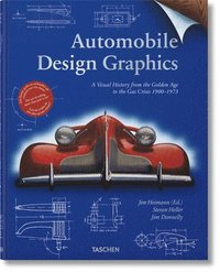 bokomslag Automobile Design Graphics