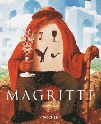 bokomslag Magritte Big Art