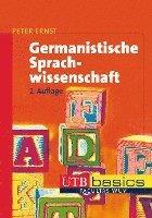 bokomslag Germanistische sprachwissenschaft