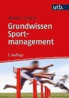 bokomslag Grundwissen Sportmanagement