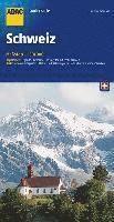 bokomslag ADAC LänderKarte Schweiz 1 : 301 000