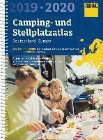 bokomslag ADAC Camping- und Stellplatzatlas Deutschland/Europa 2019/2020