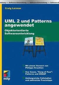 bokomslag UML 2 Und Patterns Angewendet