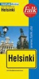 bokomslag Helsinki Karta