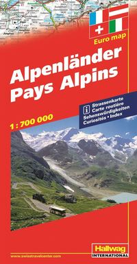 bokomslag Alpine countries