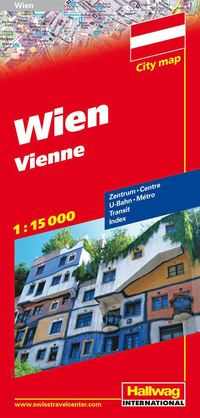 Wien City map