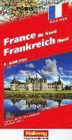 bokomslag Frankreich Nord 1 : 600 000