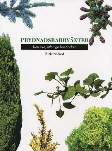 bokomslag Prydnadsbarrväxter