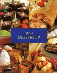 bokomslag Ljuva desserter