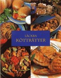 bokomslag Läckra kötträtter