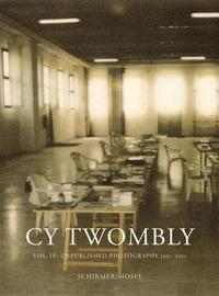 bokomslag Cy Twombly
