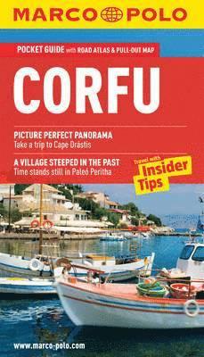 bokomslag Corfu