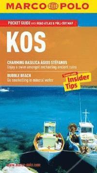 bokomslag Kos marco polo guide