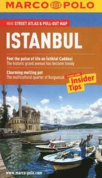 bokomslag Istanbul (With Map)