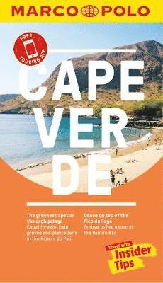 bokomslag Cape Verde Pocket Guide