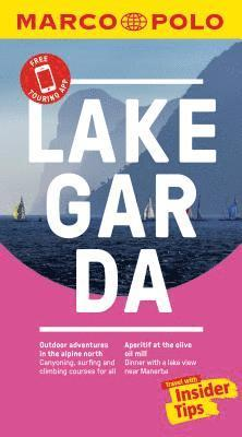 bokomslag Lake Garda Marco Polo Pocket Travel Guide - with pull out map
