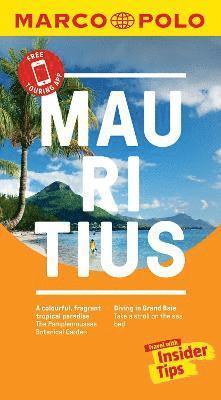 bokomslag Mauritius Marco Polo Pocket Guide