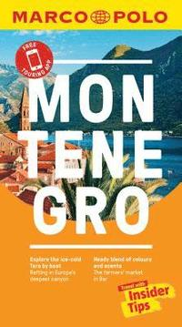bokomslag Montenegro Marco Polo Pocket Travel Guide - with pull out map