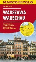 Warszawa citymap 1:15000
