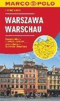 bokomslag Warszawa citymap 1:15000