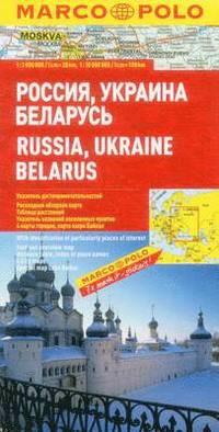 bokomslag Russia, Ukraine, Belarus
