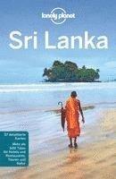 bokomslag Lonely Planet Reiseführer Sri Lanka