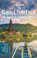bokomslag Lonely Planet Reiseführer Bali, Lombok & Nusa Tenggara