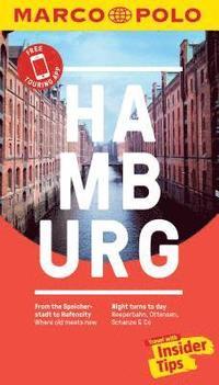 bokomslag Hamburg Marco Polo Guide