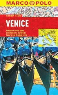Venice Marco Polo City Map