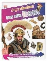 bokomslag Superchecker! Das alte Rom