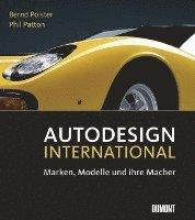 bokomslag Autodesign International. Marken, Modelle und ihre Macher