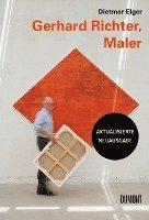 bokomslag Gerhard Richter, Maler
