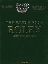 bokomslag The Watch Book Rolex