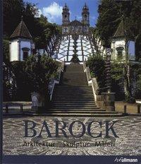 bokomslag Barock : arkitektur, skulptur, måleri
