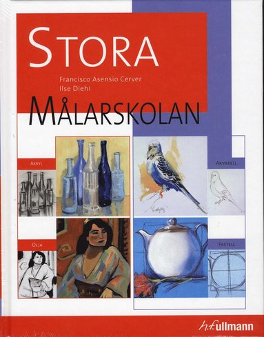 bokomslag Stora målarskolan