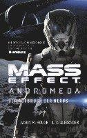 bokomslag Mass Effect: Andromeda - Der Aufbruch der Nexus