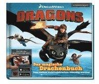 bokomslag Dragons: Das magische Drachenbuch (Augmented Reality)