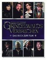 bokomslag Phantastische Tierwesen: Grindelwalds Verbrechen: Das Buch zum Film