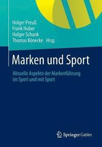 bokomslag Marken Und Sport