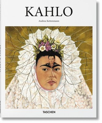 bokomslag Kahlo