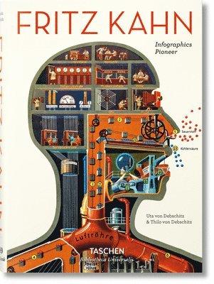 bokomslag Fritz Kahn: Infographic Pioneer