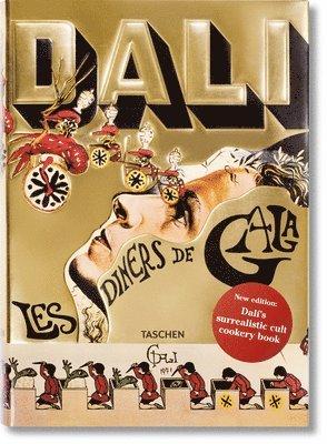 bokomslag Dali: Les Diners de Gala